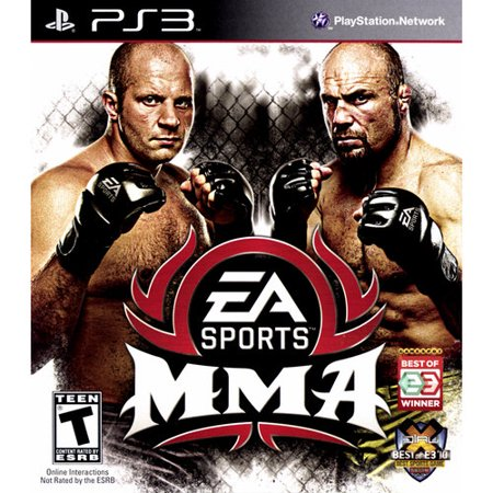 EA SPORTS MMA - Playstation 3](Mma Fighter Halloween)