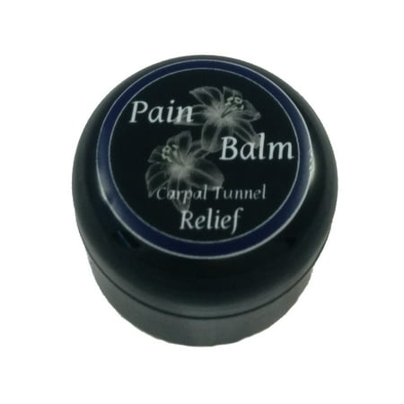 - Carpal Tunnel Pain Relief Cream - Fast Acting - (1 Ounce)