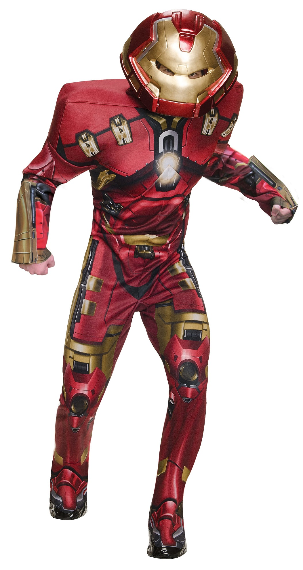Costume Halloween 911.Marvel Avengers Age Of Ultron Deluxe Hulk Buster Adult Halloween Costume Std Xl