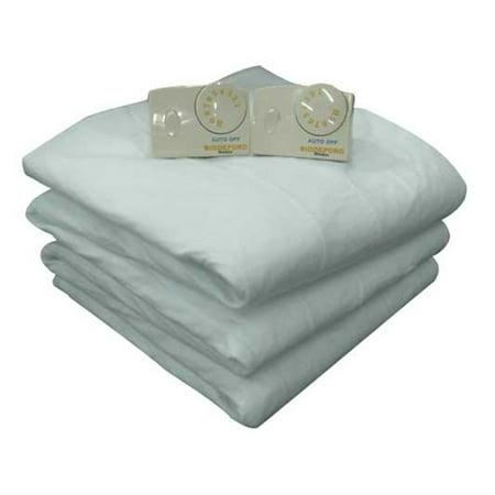 Electric Heating Mattress Pad (Biddeford Blankets Electric Heated Mattress Pad )