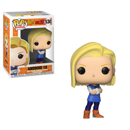Funko POP! Animation: DBZ S5 - Android 18](Tien Dbz)