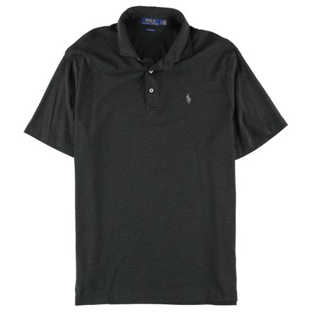 Ralph Lauren Mens Classic Soft Touch Rugby Polo Shirt