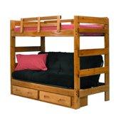 Woodcrest  Heartland Futon Bunk Bed