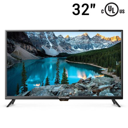 """PrimeCables 32"""" 720P HD LED TV, with IPS LCD Panel Bedroom Television - image 9 of 9"""