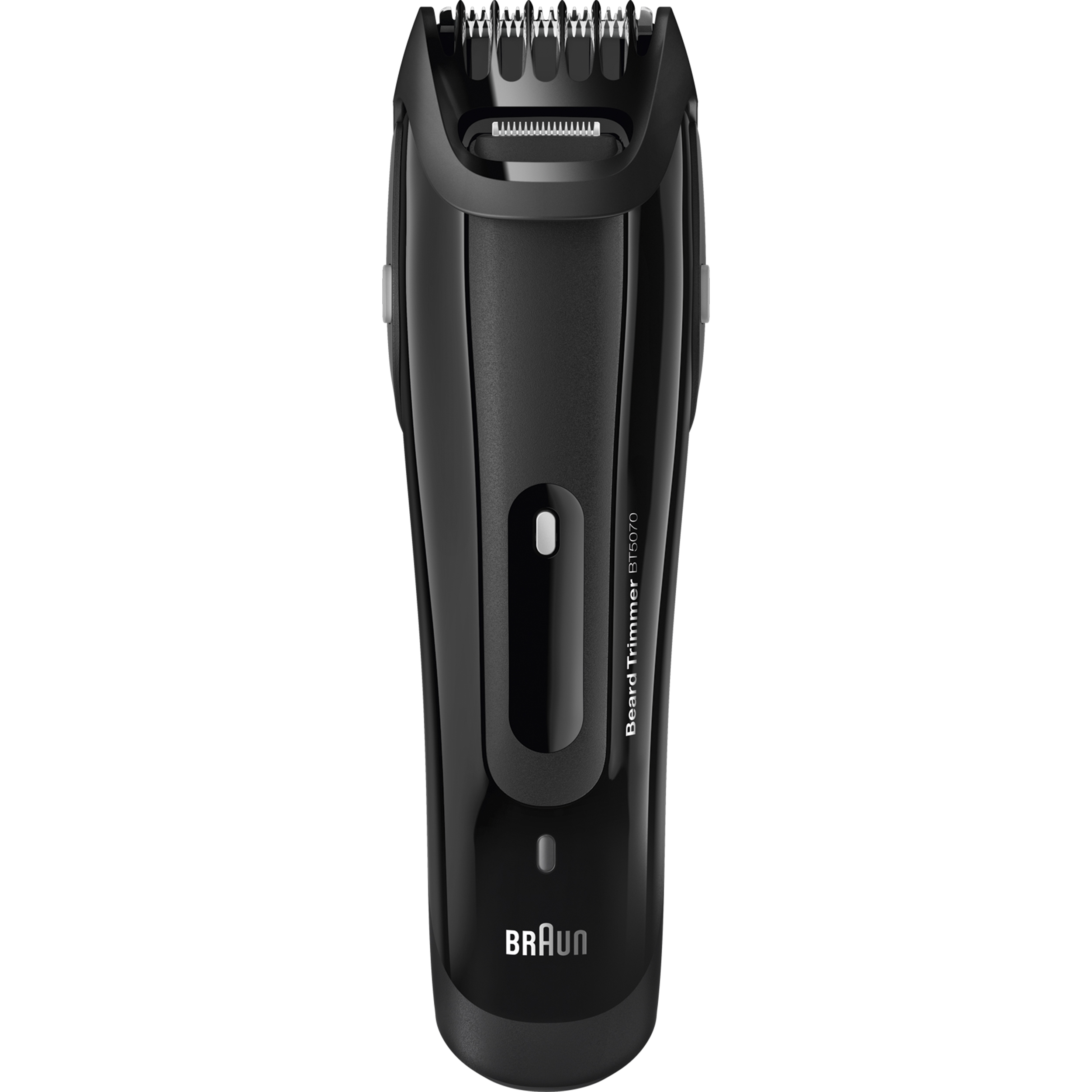 Braun Beard Trimmer BT5070 - Ultimate precision for the perfect beard style with 0.5mm step sizes