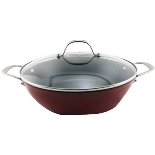 BergHOFF International CookNCo Oval Braiser with Lid by BergHOFF International
