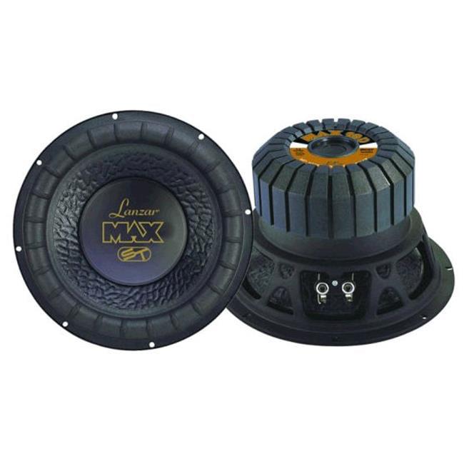 Lanzar Max 10in 800 Watt Dvc Woofer - MAX10D