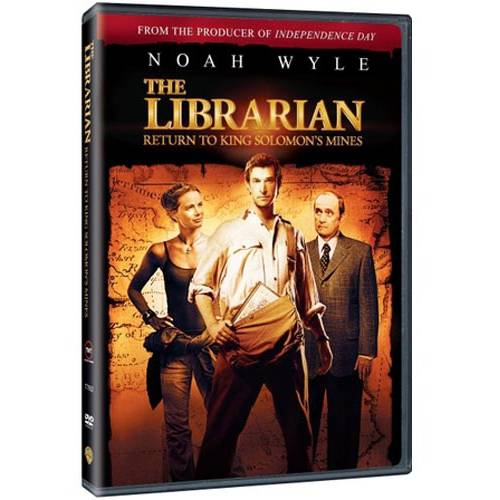 LIBRARIAN-RETURN TO KING SOLOMONS MINES 2006 (DVD/WS-1.77/SP-SUB)
