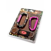 Havercamp Mossy Oak Pink and Camo Camobiners - 2 Pack