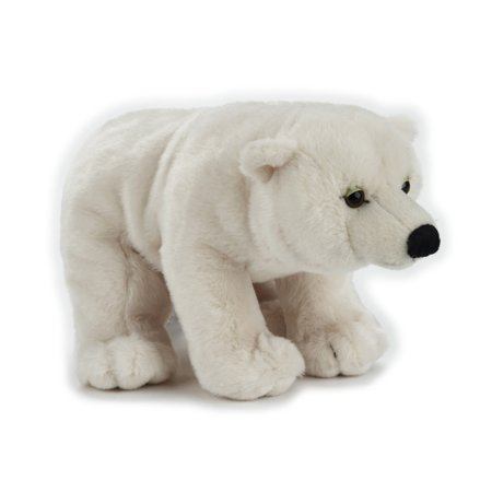 Lelly - National Geographic Basic Plush, Polar - Fierce Polar Bear