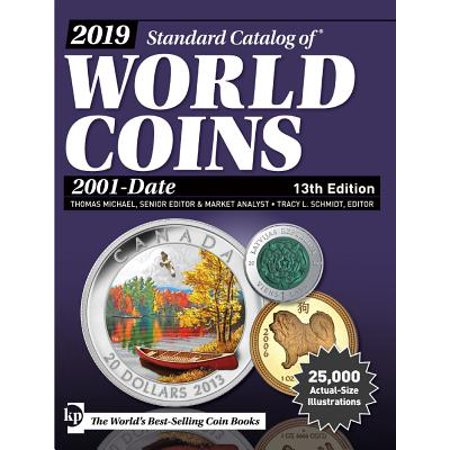 2019 Standard Catalog of World Coins, 2001-Date ()