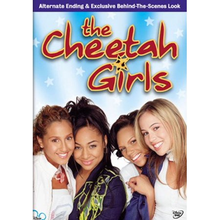 The Cheetah Girls (DVD) - The Pink Cheetah