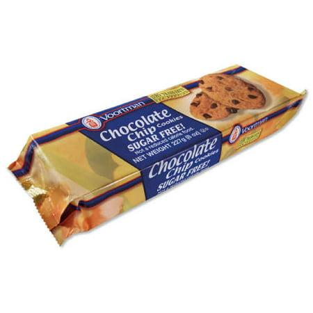 (2 Pack) SUGAR FREE CHOCOLATE CHIP (Ideas For Halloween Sugar Cookies)