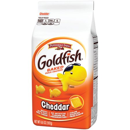 Pepperidge Farm Goldfish Cars