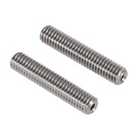 MK8 Stainless Steel Nozzle Teflon Pipes for MakerBot 3D Printer Accessories 2PCS Silver