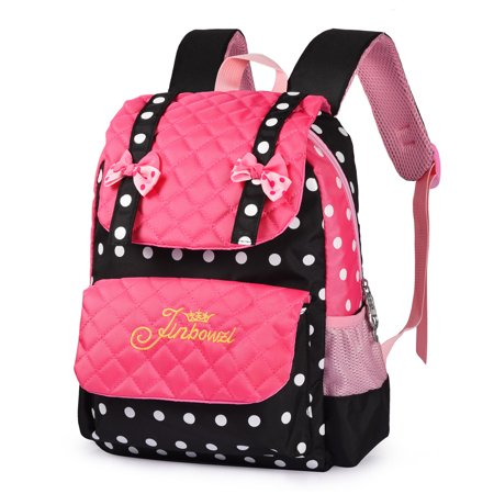 Vbiger Casual School Bag Nylon Shoulder Daypack Children School Backpacks  for Teen Girls - Walmart.com 5db8a9be151e2