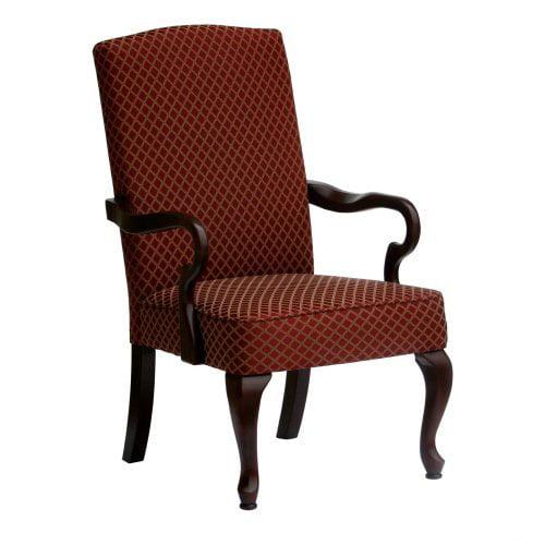 Hampton Upholstered Arm Chair