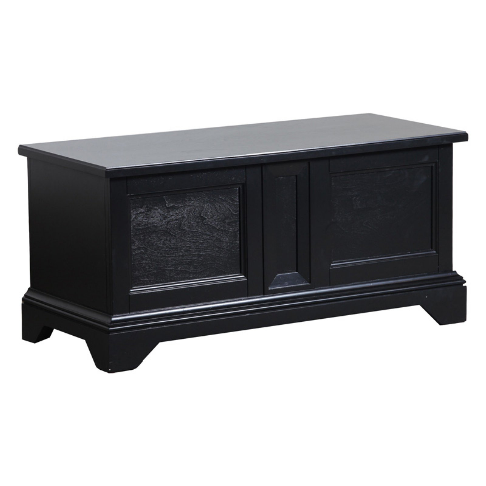 Powell Blackledge Cedar Chest, Black by Powell