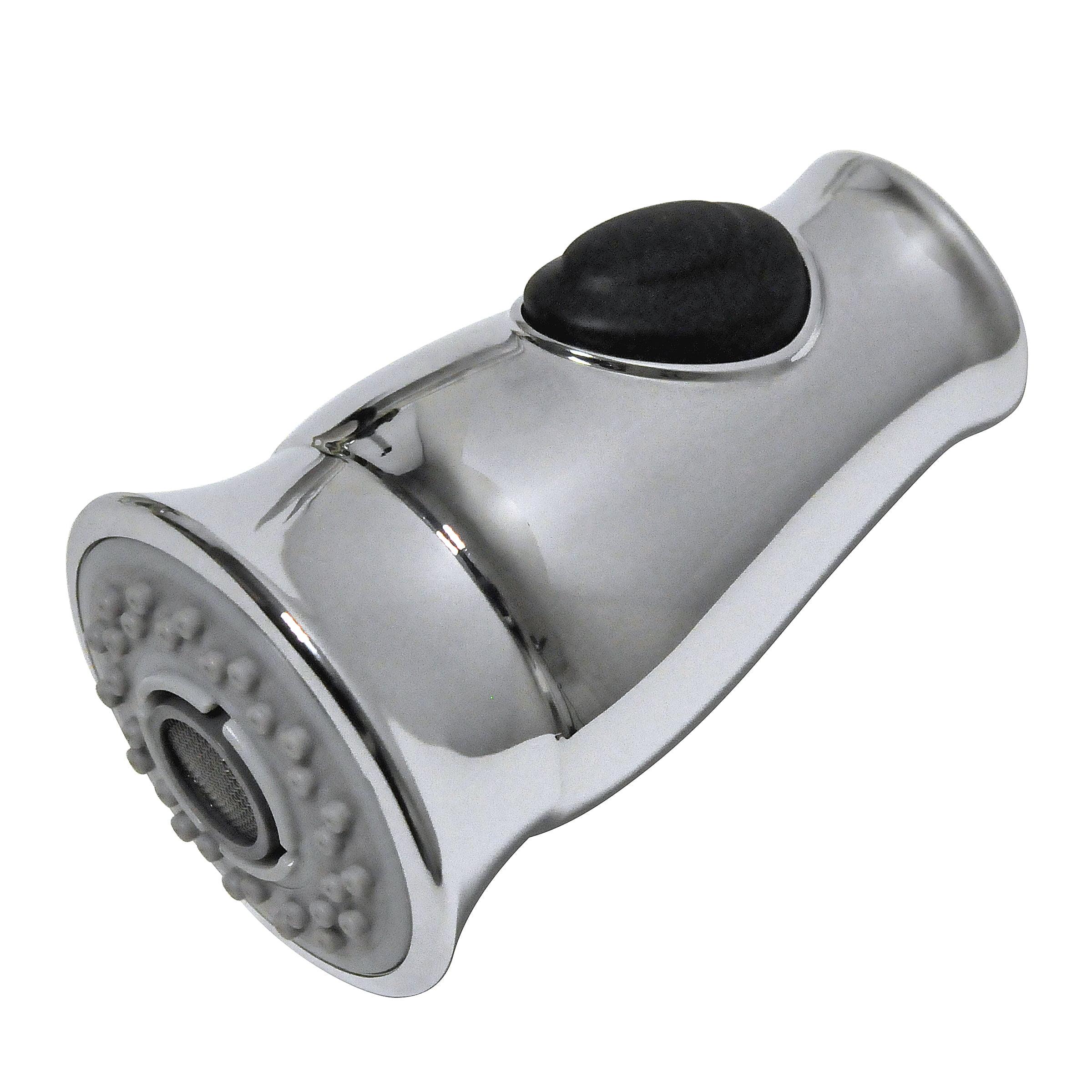 Danco Traditional Smart Spray Kitchen Sink Faucet Pull Down Faucet Spray Head Chrome 1 Pack 10723 Walmart Com Walmart Com