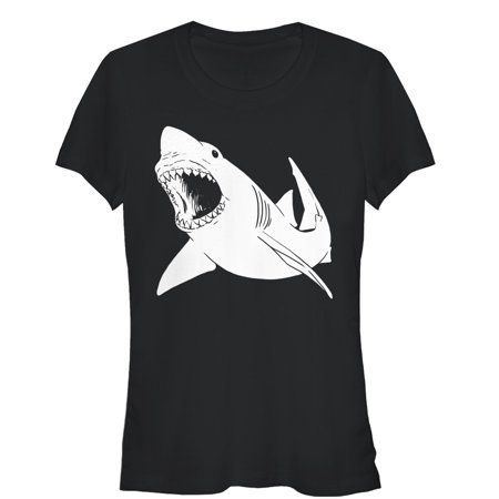 Image Is Loading Velocitee Mens Shark Bite T Shirt Big Animal