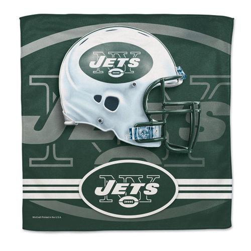 NFL - New York Jets 16x16 Microfiber Rally Towel