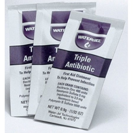 Water Jel First Aid Antibiotic   Wjta1728cs   1728 Each   Case