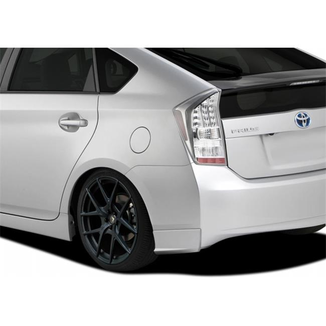 Extreme Dimensions 112374 2010-2015 Toyota Prius Couture Vortex Rear Add Ons