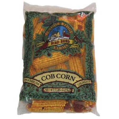 5 LB Corn On The Cob Ear Corn Ideal For Squirrels & Other Critters Bag Only