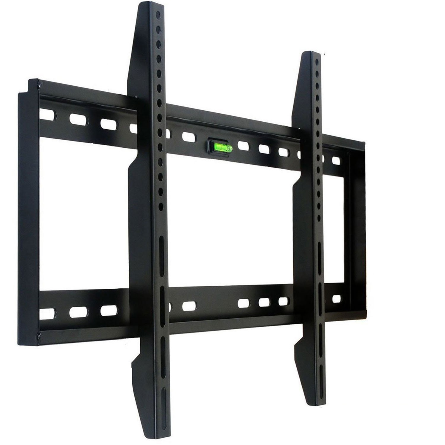 VideoSecu Low Profile TV Wall Mount for LG Panasonic Philips Sharp Sony Toshiba Westinghouse 32 39 40 42 43 46 47 48 50 55 60 65 inch LED LCD Plasma Flat Panel Screen HDTV Display Heavy Duty W46