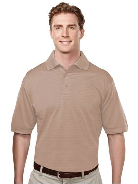ad62a5c389 Product Image Tri-Mountain Men s Big And Tall Microfiber Polyester Golf  Shirt