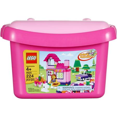 LEGO Bricks and More LEGO Pink Brick Box