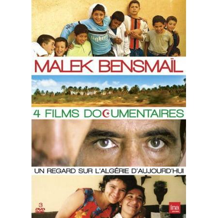 Malek Bensmail Collection - 3-DVD Box Set ( La Chine est encore loin / Le grand jeu / Ali nations / Des Vacances Malgre Tout / Demokratia ) ( China Is St [ NON-USA FORMAT, PAL, Reg.0 Import - France ] ()