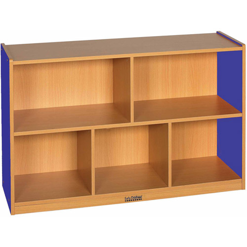 "***FASTTRACK***CE 5 Compartment Storage Cabinet 30""H - BL"