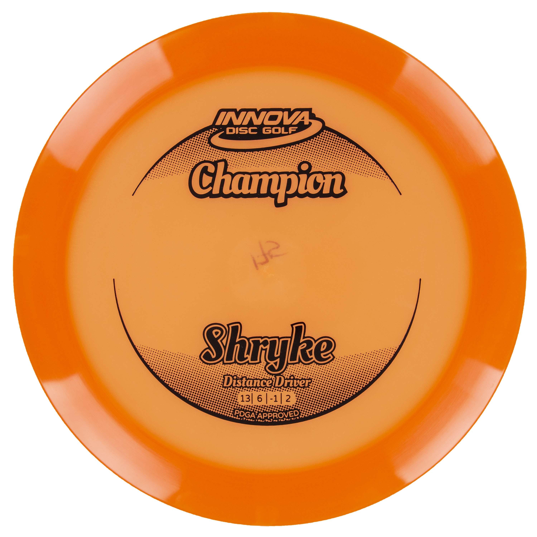 Innova Disc Golf Champion Shryke Distance Driver