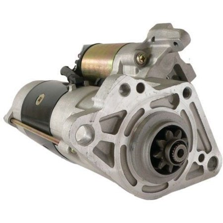 Starter For Mitsubishi Fuso Truck Fe Fg Series W  4D34 2At Engines 3 9L