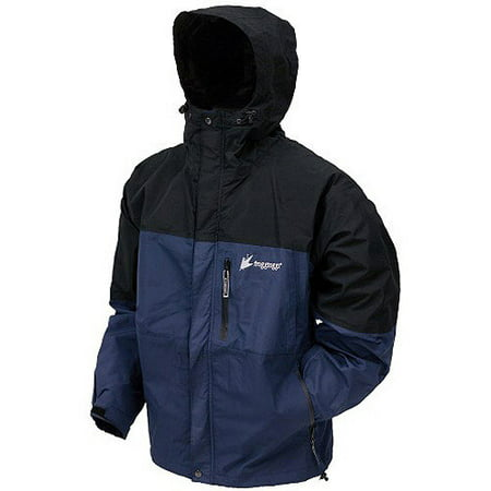 Frogg Toggs Toadz Rage Jacket Dust, Blue/Black