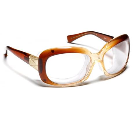 Image of Ziena Oasis- Brown Fade Sunglasses, S-L 0