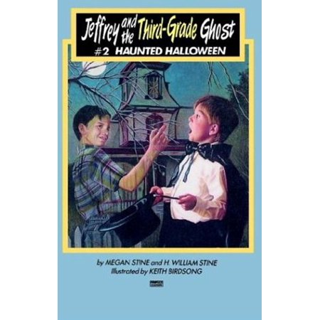 Jeffrey and the Third-Grade Ghost: Haunted Halloween -