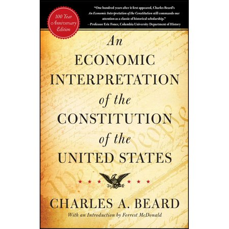An Economic Interpretation of the Constitution of The United