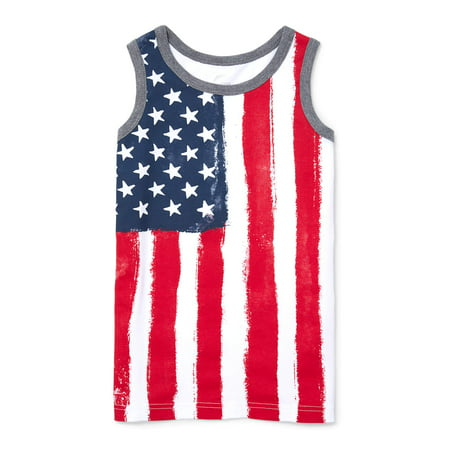 Carters Boys Tank Top - The Children's Place Boy's Tank Tops