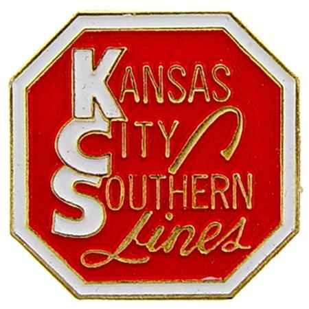 Kansas City Southern Lines Pin 1