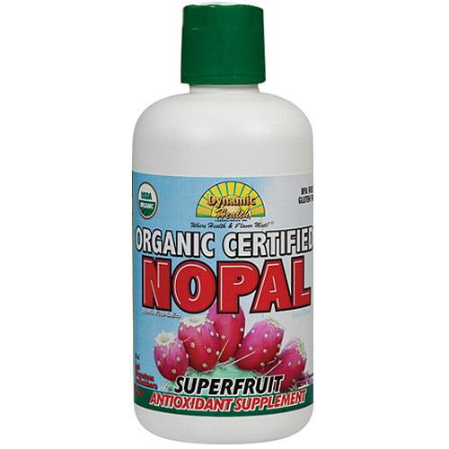 Dynamic Health Nopal Juice Blend, 33.8 oz