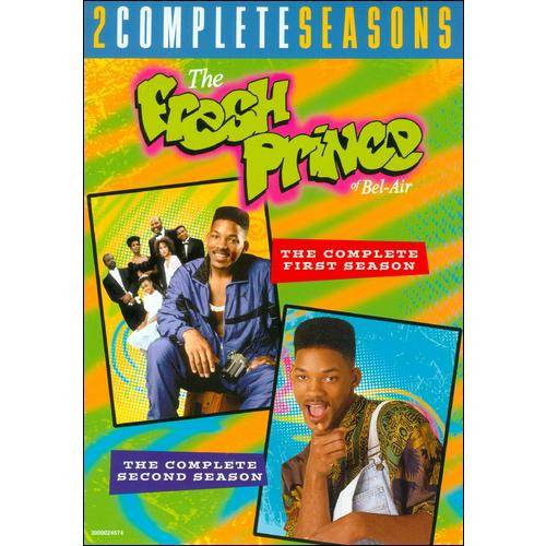 The Fresh Prince Of Bel-Air: The Complete First And Second Seasons