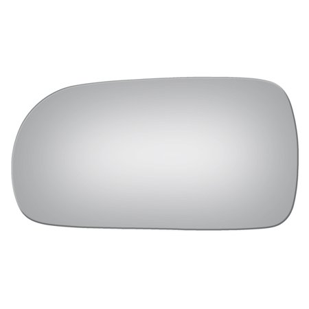 Burco 2575 Driver Side Power Replacement Mirror Glass for 91-95 Acura Legend Driver Legend Signed