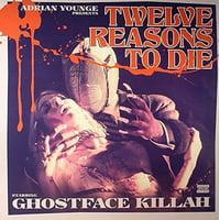 Twelve Reasons to Die (CD)