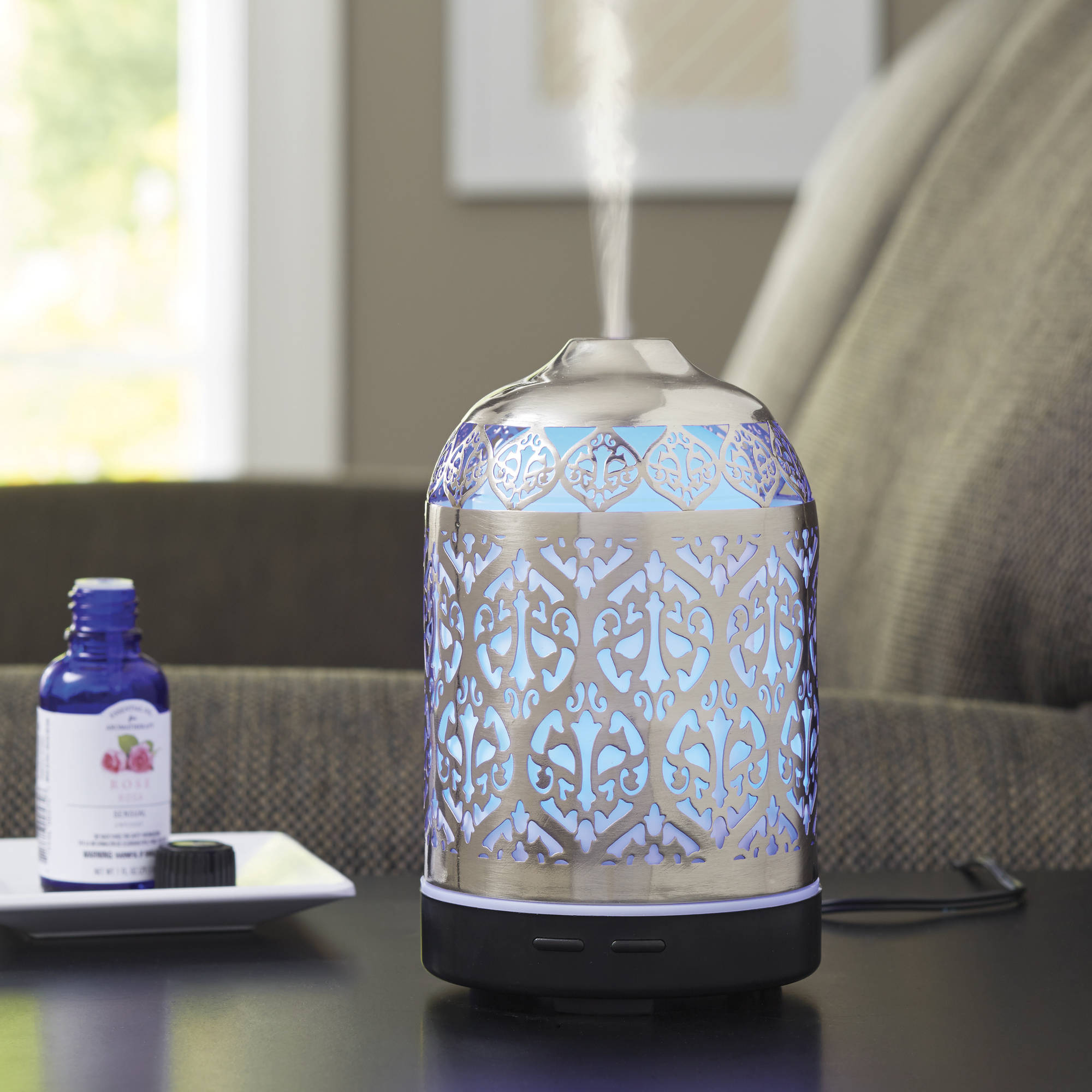 Essential Homes better homes and gardens 100 ml essential oil diffuser, delicate