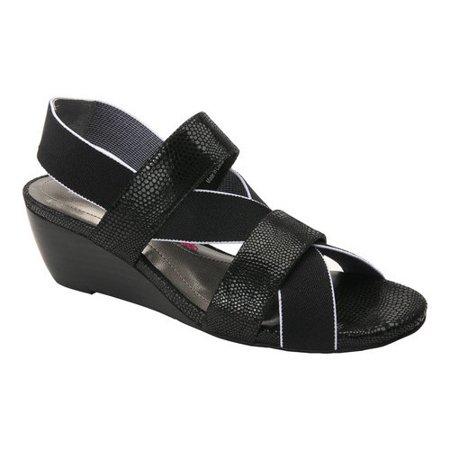 women's ros hommerson wynona strappy wedge sandal