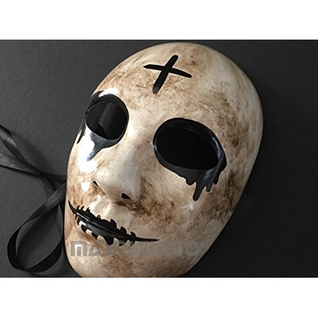 The purge mask Anarchy Purge movie Cross mask horror purge masked men Halloween Costume Party, purge mask, purge cross, move, coolest masquerade mask By MasqStudio Ship from US for $<!---->