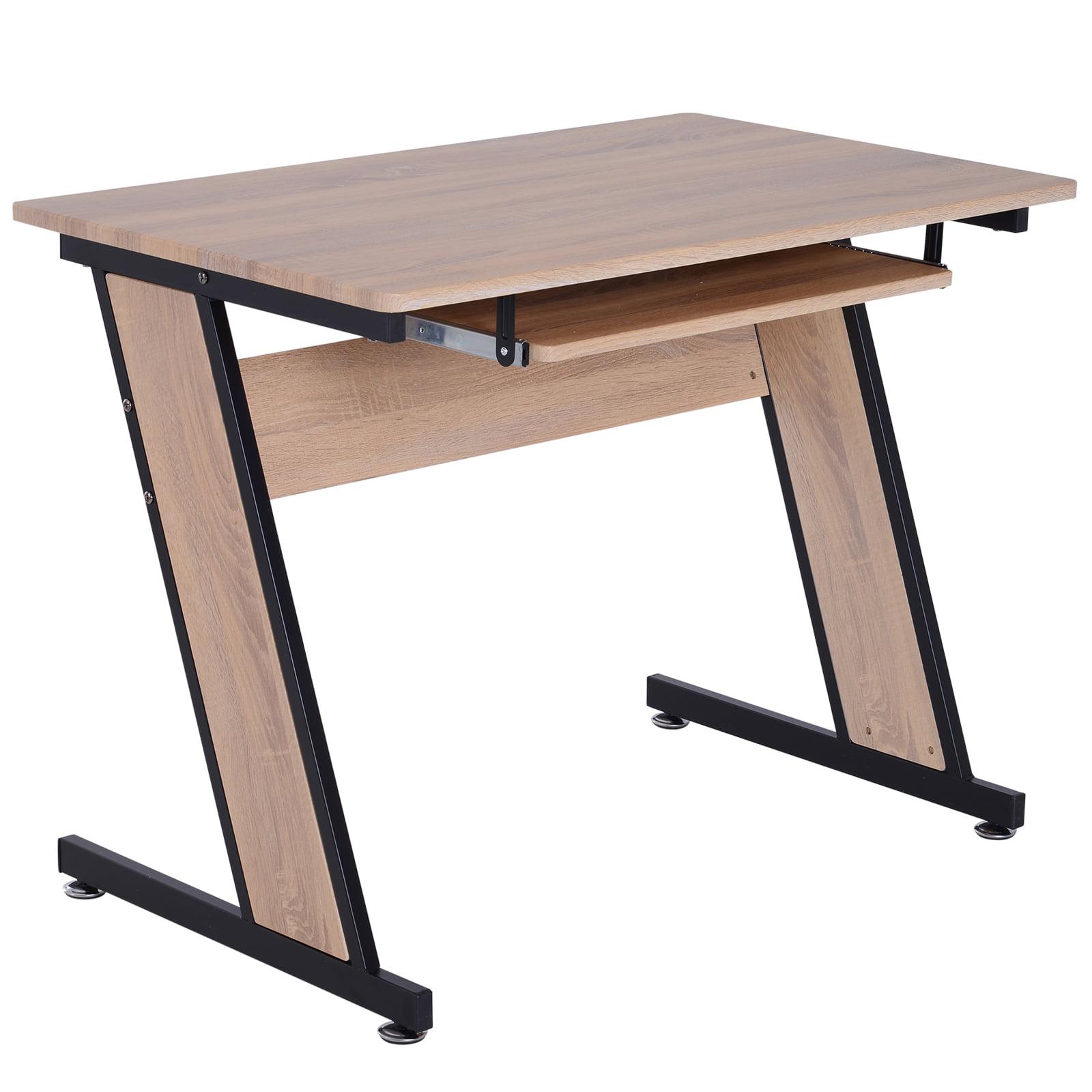 Homcom Small Computer Desk Office Workstation Laptop Study