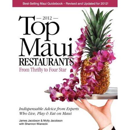 Top Maui Restaurants 2012